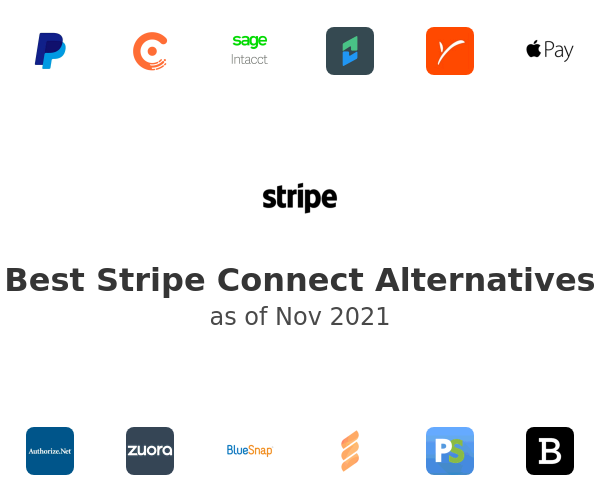 Best Stripe Connect Alternatives