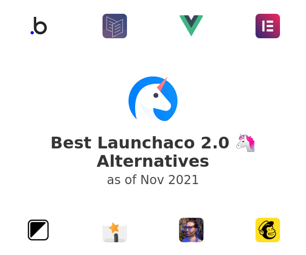 Best Launchaco 2.0 🦄 Alternatives