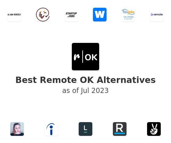 Best Remote OK Alternatives