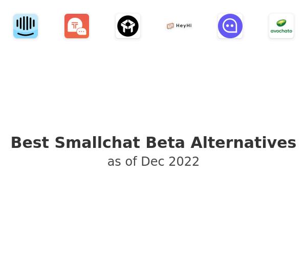 Best Smallchat Beta Alternatives