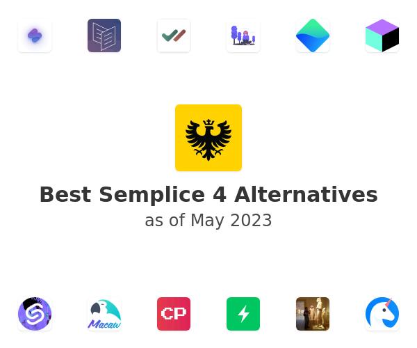 Best Semplice 4 Alternatives