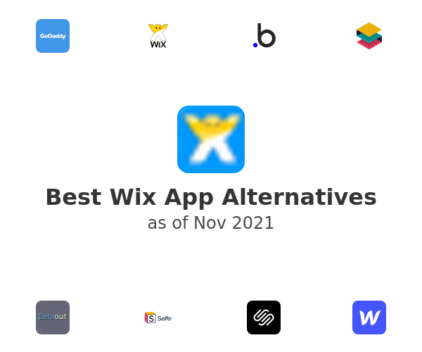 Best Wix App Alternatives