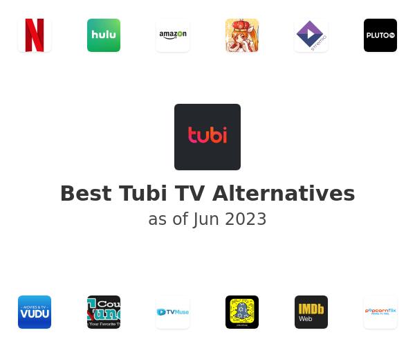 Best Tubi TV Alternatives