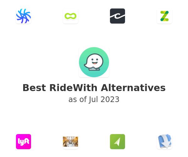 Best RideWith Alternatives