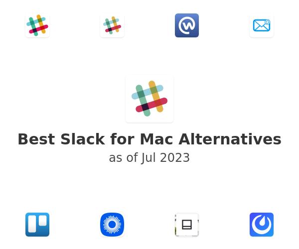 Best Slack for Mac Alternatives