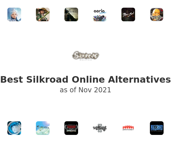 Best Silkroad Online Alternatives
