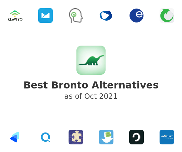 Best Bronto Alternatives