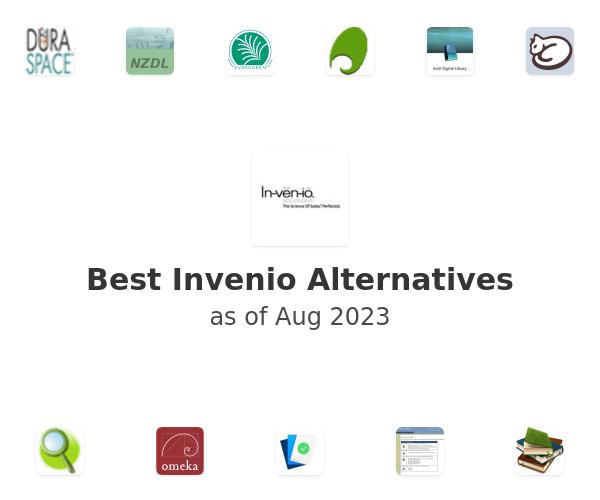 Best Invenio Alternatives