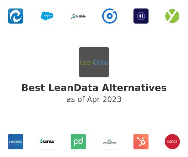 Best LeanData Alternatives