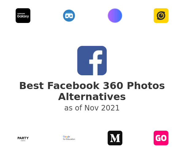 Best Facebook 360 Photos Alternatives