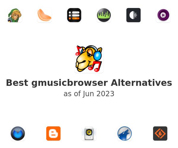 Best gmusicbrowser Alternatives
