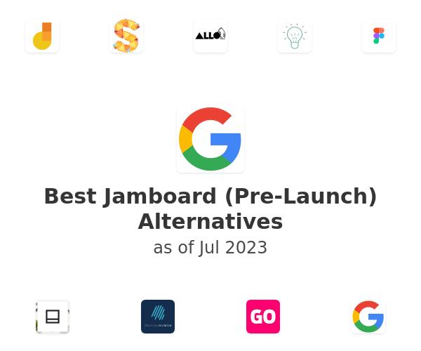 Best Jamboard (Pre-Launch) Alternatives