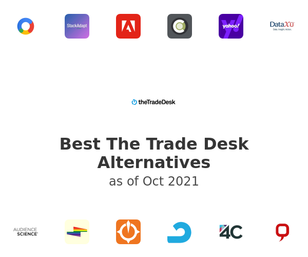 Best The Trade Desk Alternatives