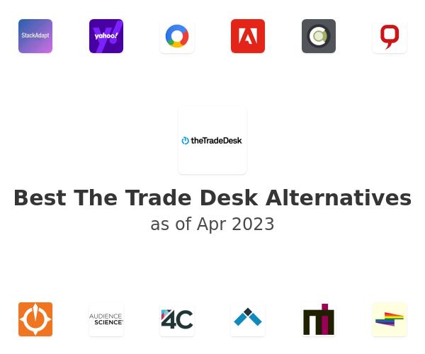 Best The Trade Desk Alternatives
