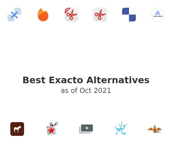 Best Exacto Alternatives