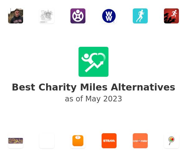 Best Charity Miles Alternatives