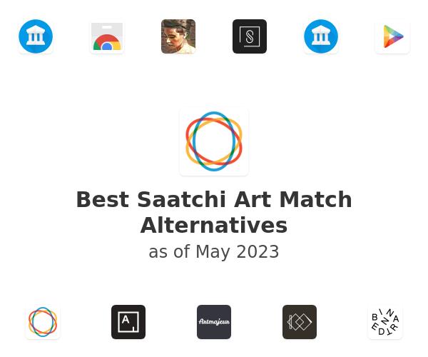 Best Saatchi Art Match Alternatives