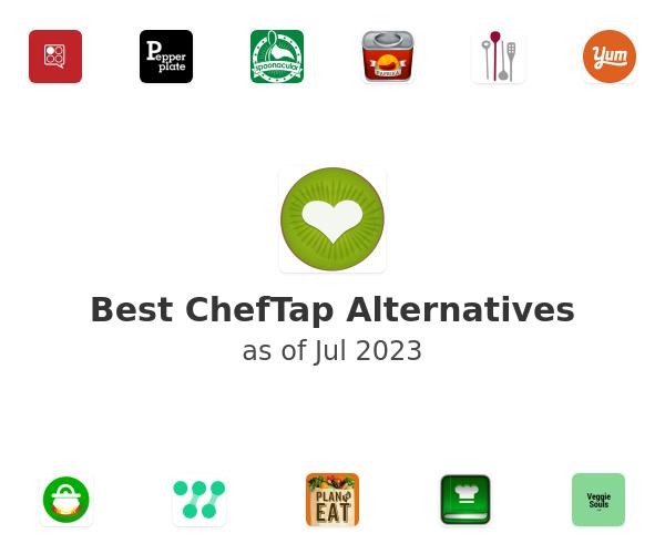 Best ChefTap Alternatives