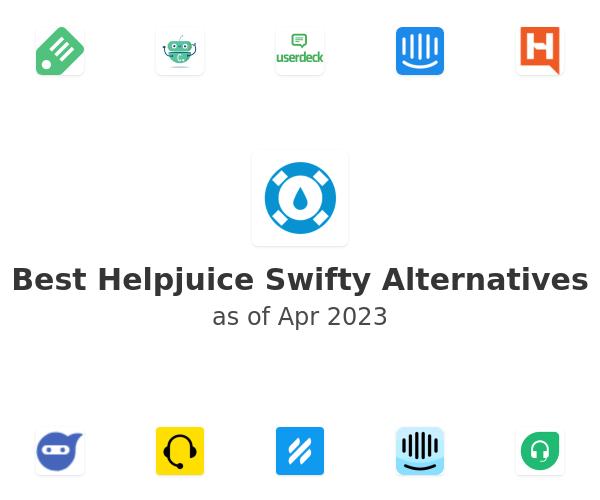 Best Helpjuice Swifty Alternatives