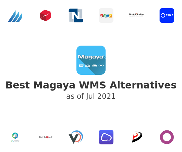 Best Magaya WMS Alternatives