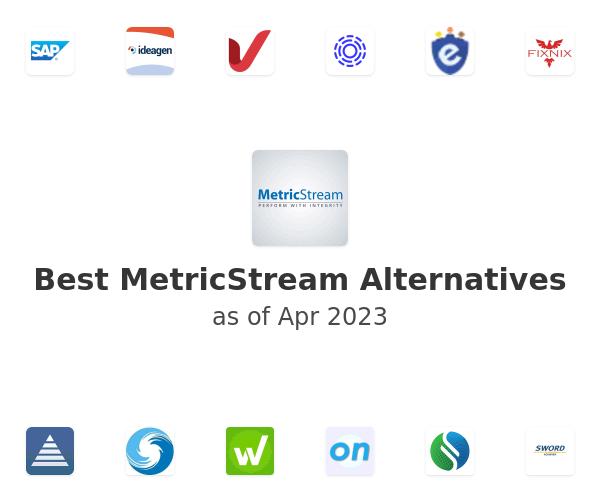 Best MetricStream Alternatives