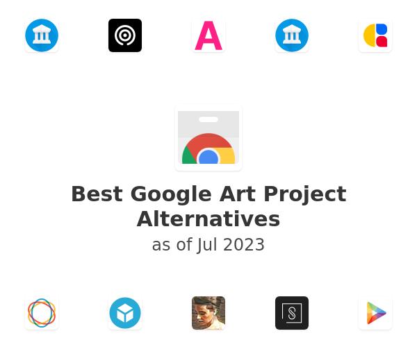 Best Google Art Project Alternatives