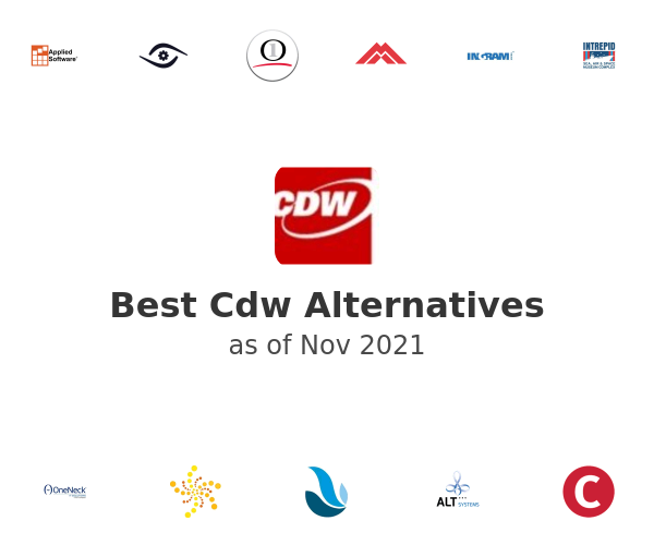 Best Cdw Alternatives