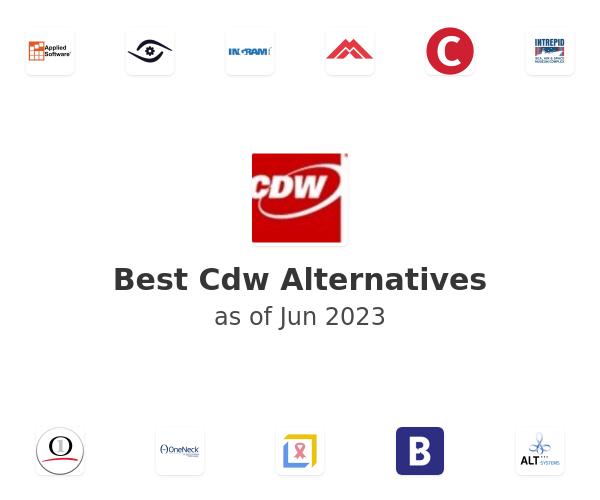 Best Cdw Alternatives