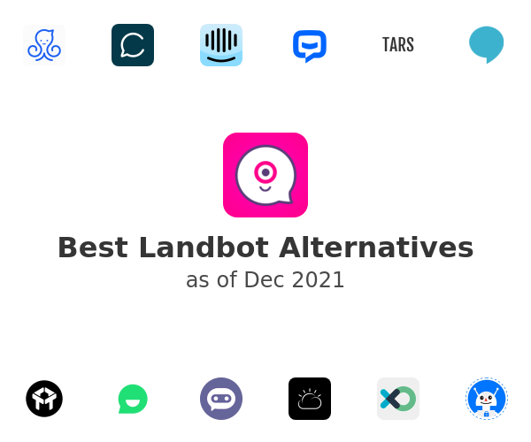 Best Landbot Alternatives