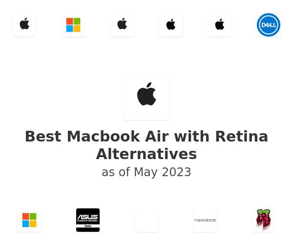 Best Macbook Air with Retina Alternatives