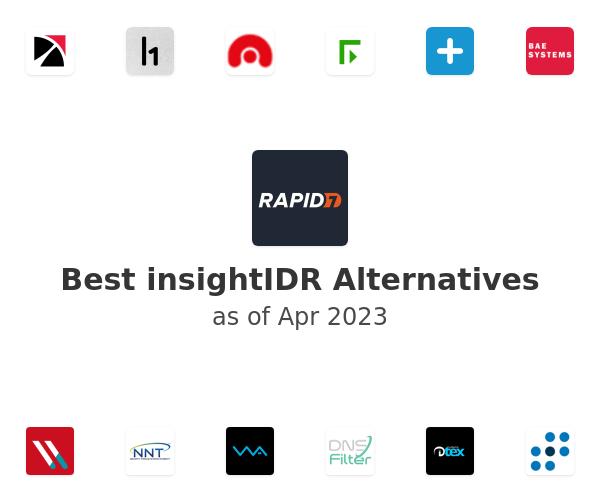 Best insightIDR Alternatives