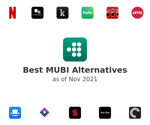 Best MUBI Alternatives