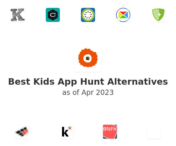 Best Kids App Hunt Alternatives