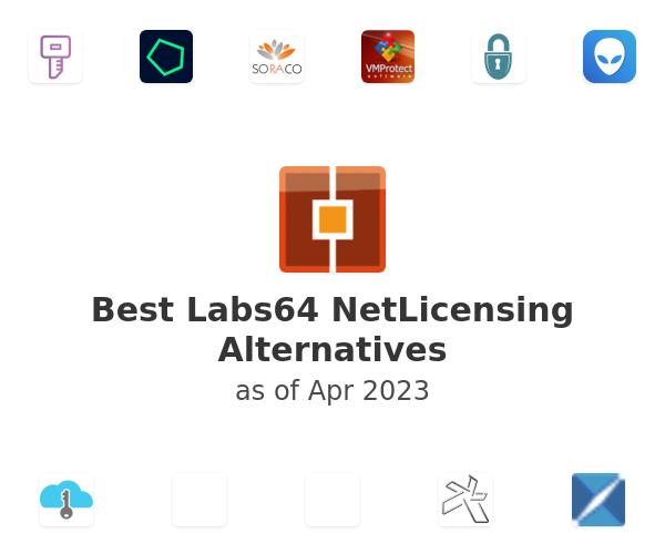 Best Labs64 NetLicensing Alternatives