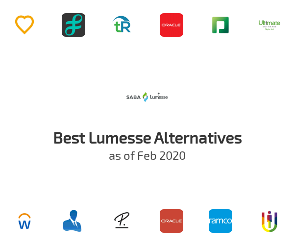 Best Lumesse Alternatives