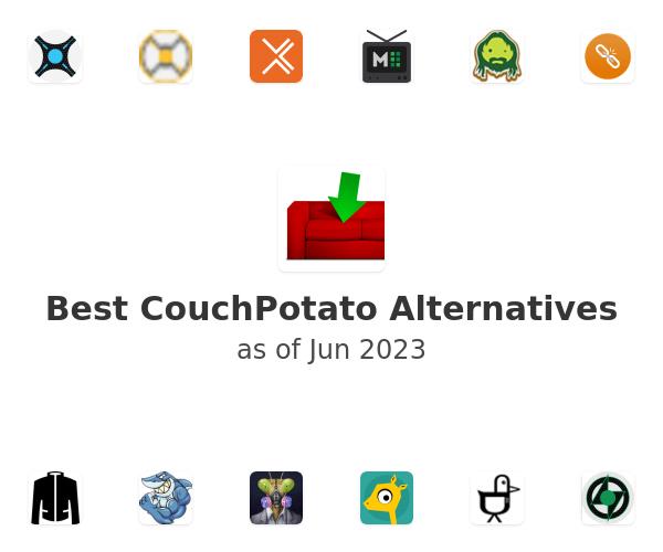 Best CouchPotato Alternatives
