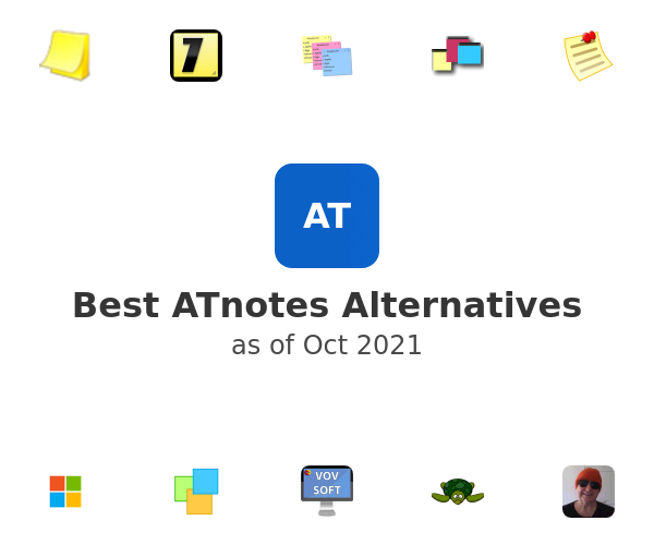 Best ATnotes Alternatives