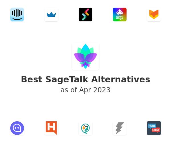 Best SageTalk Alternatives