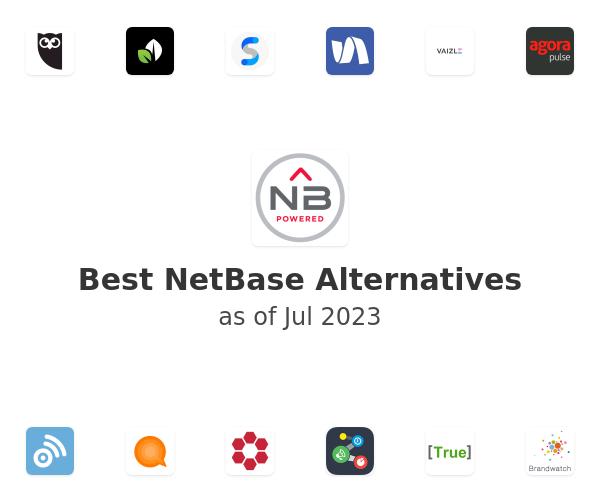 Best NetBase Alternatives