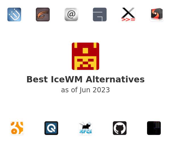 Best IceWM Alternatives
