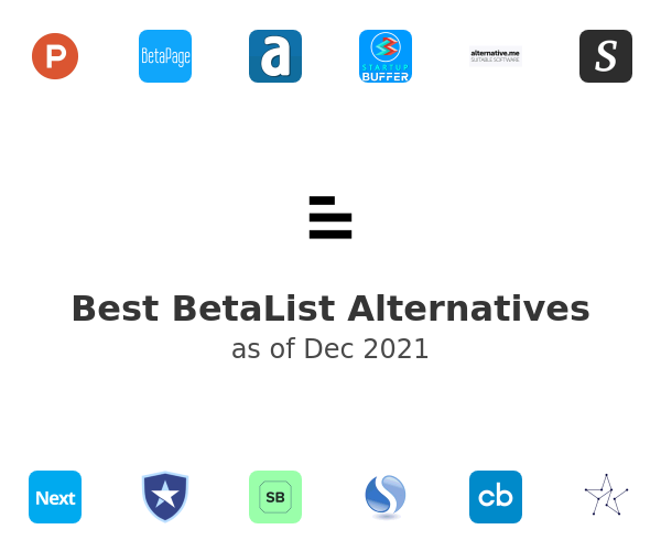 Best BetaList Alternatives