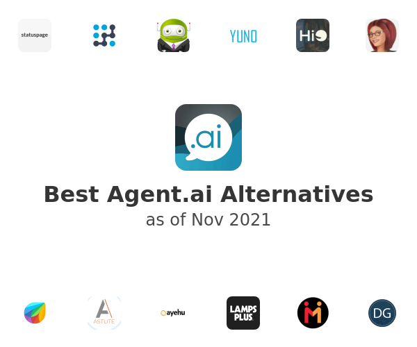 Best Agent.ai Alternatives