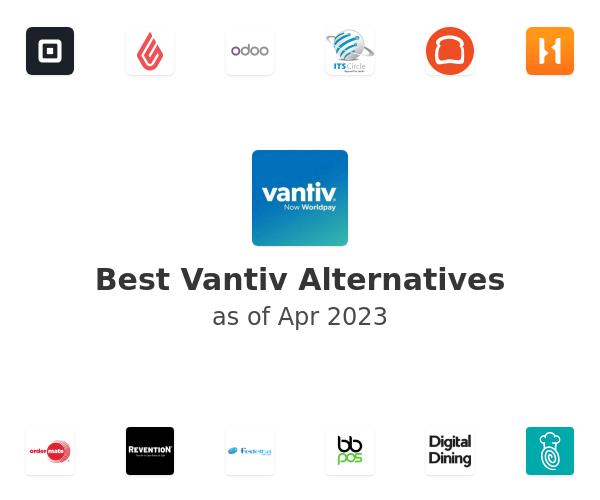 Best Vantiv Alternatives