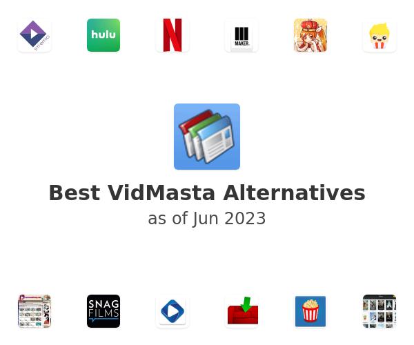Best VidMasta Alternatives