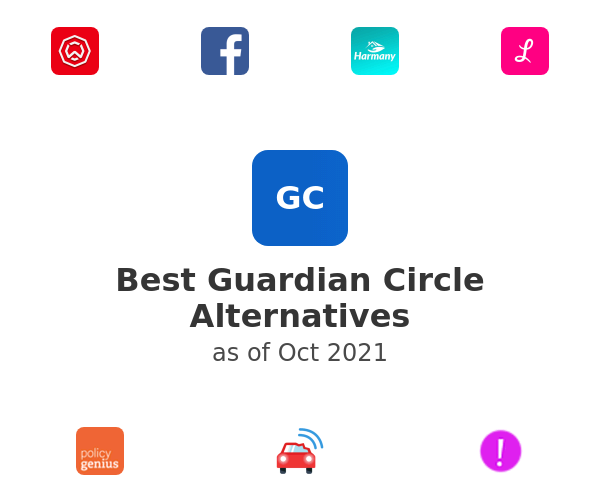 Best Guardian Circle Alternatives