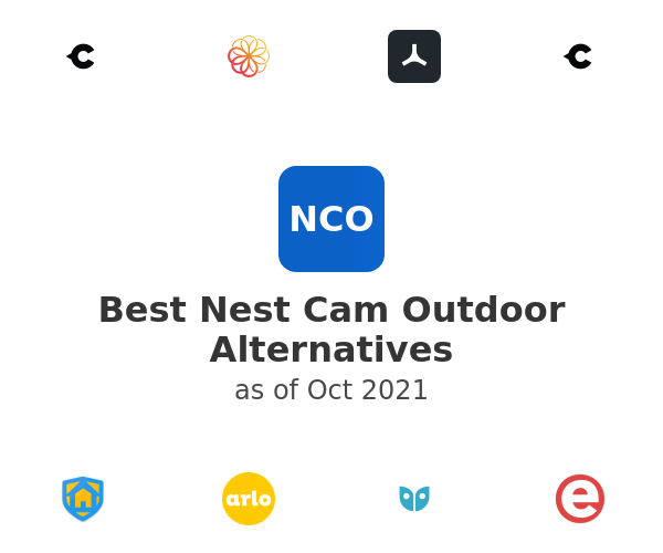 Best Nest Cam Outdoor Alternatives