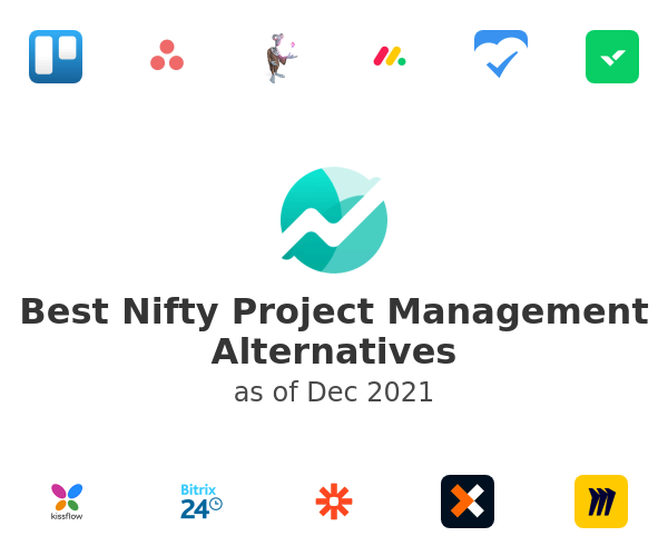 Best Nifty Project Management Alternatives