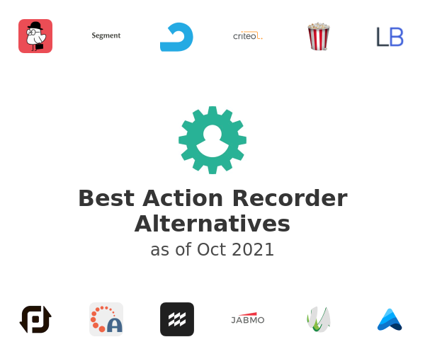 Best Action Recorder Alternatives