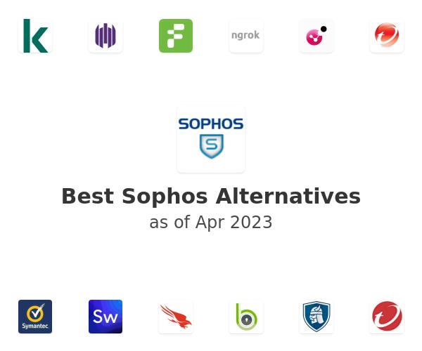 Best Sophos Alternatives