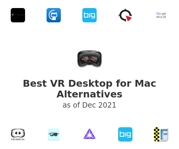Best VR Desktop for Mac Alternatives